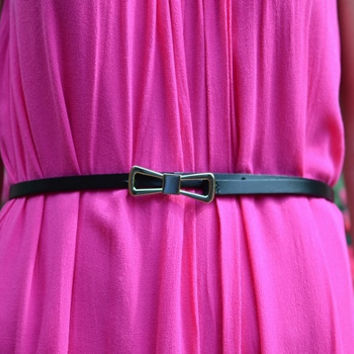 Bow Beautiful Belt