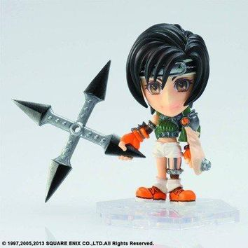 "Square Enix Yuffie ""Final Fantasy VII"" Trading Arts Kai Action Figure"