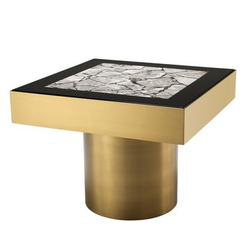 Square Marble Side Table | Eichholtz Tatler