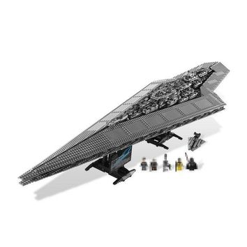 Star Wars Force Episode 1 2 3 4 5 Lepin 05028  3208Pcs  Imperial Executor Super  Destroyer Model building Blocks Toys for kids Compatible 10221 Gifts AT_72_6