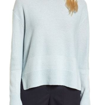 Nordstrom Signature Linen & Cashmere Sweater | Nordstrom