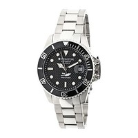 Heritor Automatic Hr2102 Pytheas Mens Watch, Black