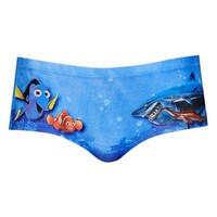 Women's Topshop 'Finding Nemo' Cheeky Low Rise Briefs,