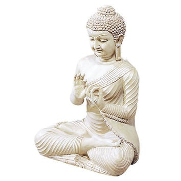 Cole & Grey Urban Trends Influencing Buddha Figurine