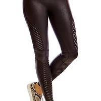 Shop Our SPANX FAUX LEATHER MOTO LEGGINGS & More Boutique Pants at fab'rik