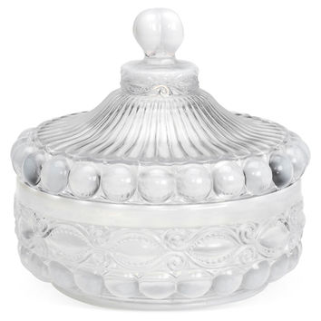 Candy Dish, Crystal, Serving Plates & Platters