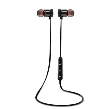 Wireless Bluetooth 4.0 Headset Sports Earphones In-Ear With Microphone for Mobile Phones