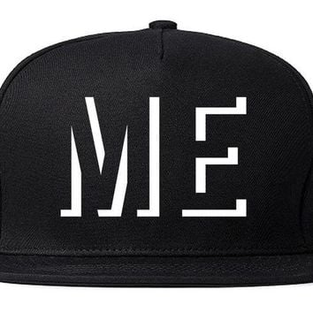 ONETOW Kings Of NY Initials Maine USA State ME Snapback Hat