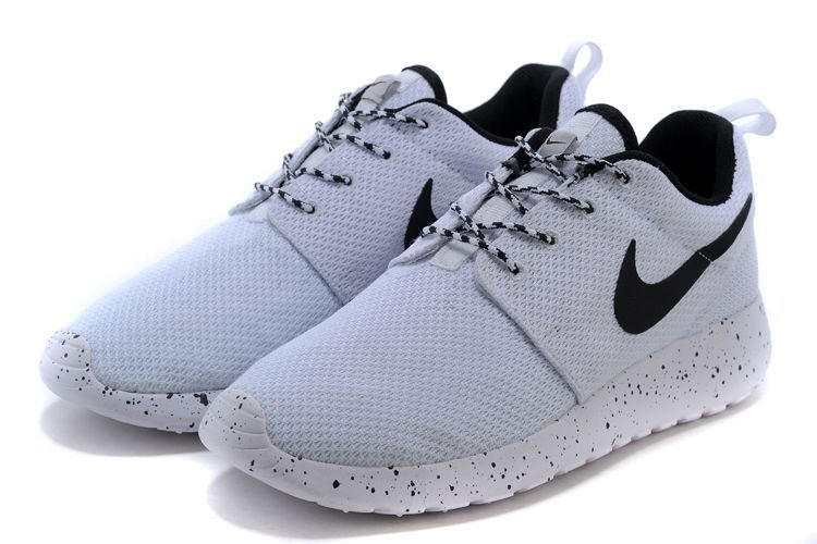 superior quality b9750 acbc1 ... new arrivals n063 nike roshe run oreo black white from shopzaping 64686  029a7
