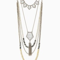 Aliya Empress Convertible Necklace | Fashion Jewelry - Icon | charming charlie