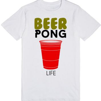 BEER PONG LIFE