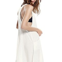 Free People Womens Inner Circle Trapeze Mini Dress