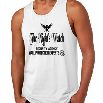Men's Tank Top The Night Watch Security Agency Gift Cool Top