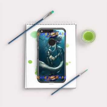 DIVER AND THE MERMAID Google Pixel Case Planetscase.com