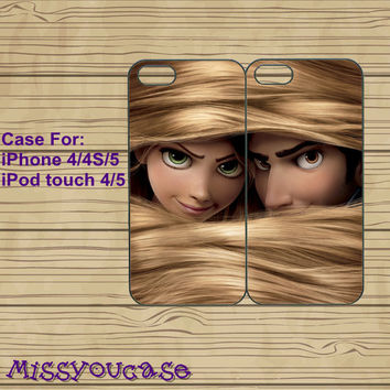 iphone 4 case,iphone 4s case,cute iphone 4 case,iphone 5 case,cute iphone 5 case,Tangled,best friends case,in plasitc,silicone,cute iphone 5