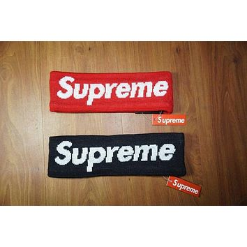 Supreme Sports Hairband Hats
