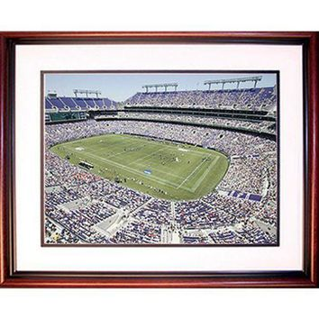 ICIKU7Q Syracuse Lacrosse Final 4 Attendance Record Framed 16x20 Photo