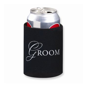 Groom Cup Cozy - Perfect Wedding Gift