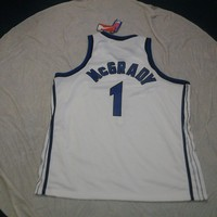 MCGRADY #1 ORLANDO MAGIC STITCHED RETRO NIKE NBA SWINGMAN JERSEY SHIPPING