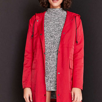 BDG James Raincoat - Urban Outfitters