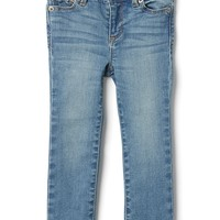 Superdenim Skinny Jeans with Defendo|gap