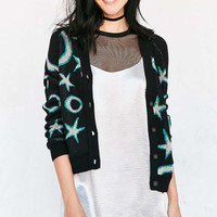 EC CELESTIAL CARDIGAN - Urban Outfitters
