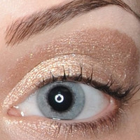 Gingerbread - Carina Dolci Mineral Eye Candy Shadow - VEGAN