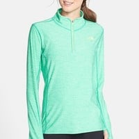 The North Face Women's 'Motivation' Quarter Zip Pullover,