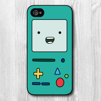 BMO adventure time iphone 5 5s case hard cover, cover skin case for iphone 5/5s/5g