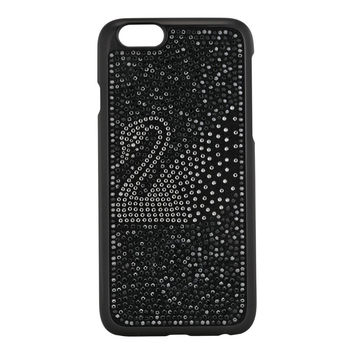 Swarovski Black Smartphone Case SWAN IPHONE 6/6S Incase #5201629