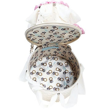 wedding cake bag betsey blue wedding cake bag betsey from betsey johnson 21775