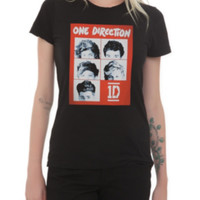 One Direction Eyes Girls T-Shirt