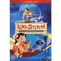 Lilo and Stitch (Big Wave Edition) (2 Discs) (Dual-layered DVD)