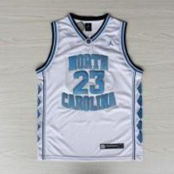 Michael Jordan North Carolina Tar Heels Nike Team Sports College Jersey #23