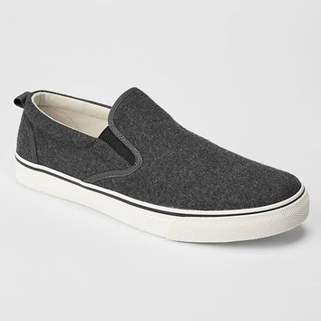 Gap Men Wool Slip On Sneakers