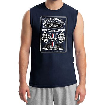 Ford Genuine Parts Racing Muscle Shirt