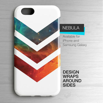 Chevron Space iPhone 6 Case - Chevron Space Sublimated Samsung Galaxy Case - Chevron Space iPhone 6 Case - Chevron Space iPhone 5 case