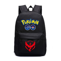 POKEMON GO - TEAM INSTINCT, MYSTIC OR VALOR BACKPACK