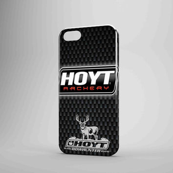 Hoyt Archery Get SerioUS Get Hoyt Bowhunter iPhone 5 Case