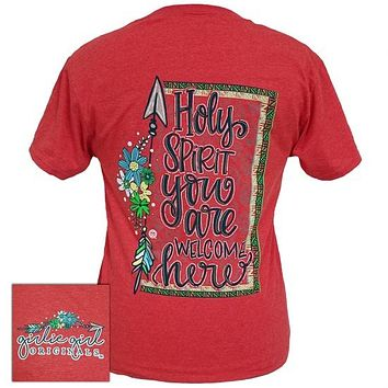 Girlie Girl Originals Preppy Holy Spirit Faith T-Shirt