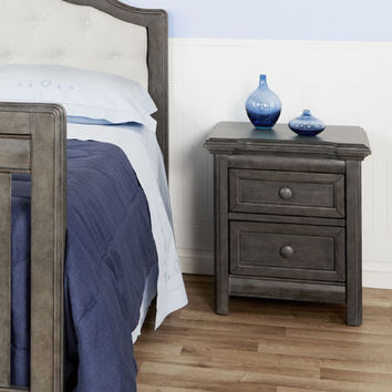 Cristallo Nightstand in Granite