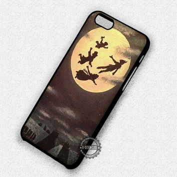 Grow Silhouette Moon - iPhone 7 Plus 6 5 4 Cases & Covers