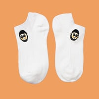 The Professional: Léon & Mathilda Ankle Sock Set