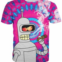 Blazing Bender T-Shirt