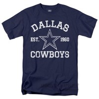 DALLAS COWBOYS JERSEY T-SHIRT