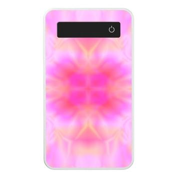 Pink Flare Power Bank