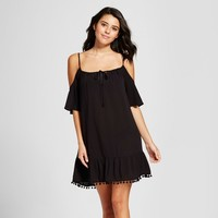 Cover 2 Cover Women's Cold Shoulder Cover Up Dress