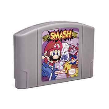 Soaper Smash Bros Soap