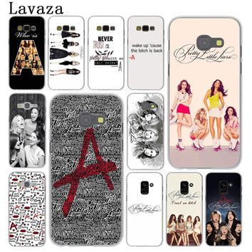 Lavaza Pretty Little Liars tv  Phone Case for Samsung Galaxy A5 A3 2015 2016 2017 A6 A8 Plus 2018 Note 9 8 Grand Prime Cover