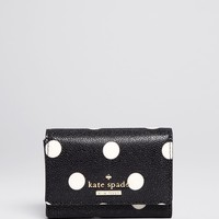 kate spade new york Card Case - Cedar Street Dot Darla